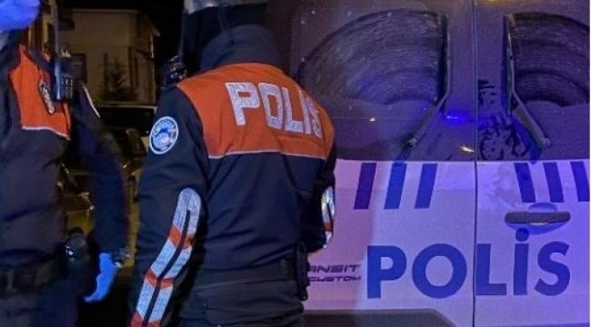 2 HIRSIZ, POLİS EKİPLERİNCE GÖZALTINA ALINDI..