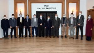 AKÜ'ye 9 akademik personel atandı..