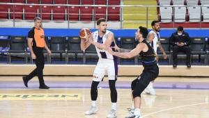Aliağa Petkim'i 94-76'lik skorla yendik..