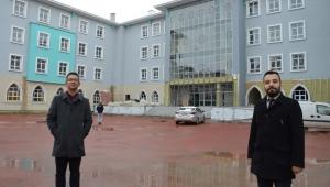 """Atatürk İlkokulu'nda """"BİR SINIFTA SEN DONAT"""""""