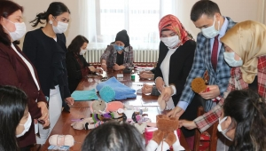 Emirdağ'da Kadın Kooperatifi kuruldu..