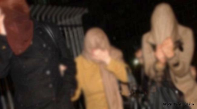Fuhuş yapan 3 kadın Erenler'de yakalandı