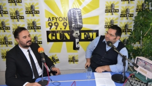 Gün FM'de Eğitim Saati başladı..