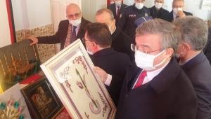 Milletvekili Yurdunuseven'den Bolvadin Çıkarması
