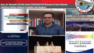 Doç. Dr. Mustafa TAYTAK Kimdir.?