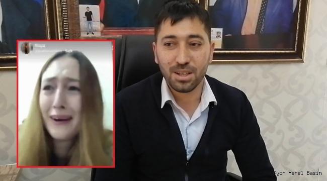 ERENLER MUHTARI HASAN ÇAVLAN AFYON YEREL BASIN'A KONUŞTU..
