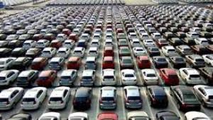Ocak ayında 117 bin 313 adet taşıtın trafiğe kaydı yapıldı..