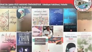 Prof. Dr. Şahin FİLİZ Kimdir: