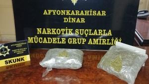 Rusya Uyruklu Uyuşturucu Ticareti Yapan 4 Şüpheli Tutuklandı