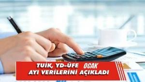 TUİK Yurt Dışı Üretici Fiyat Endeksini açıkladı..