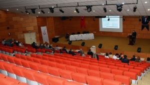Hastane Yöneticileri Değerlendirme Toplantısında Buluştu