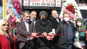 İYİ Parti merkez ilçe binası hizmete girdi..