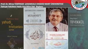 Prof. Dr. Mirza TOKPINAR Kimdir.?