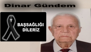 TCDD Emekli Memuru Ahmet Çemrek Vefat Etti