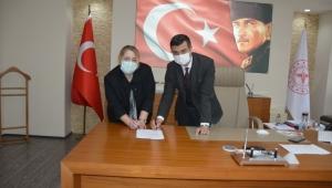 Ted ve Sultandağı Kaymakamlığı İle Protokol İmzalandı