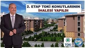 2. ETAP TOKİ İHALESİ YAPILDI..