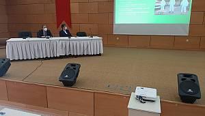 Acil Sağlık Hizmetleri Koordinasyon Komisyonu (ASKOM) Toplantısı yapıldı