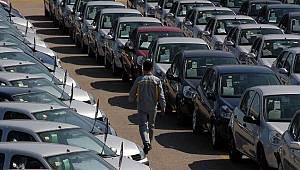 Mart ayında 130 bin 420 adet taşıtın trafiğe kaydı yapıldı