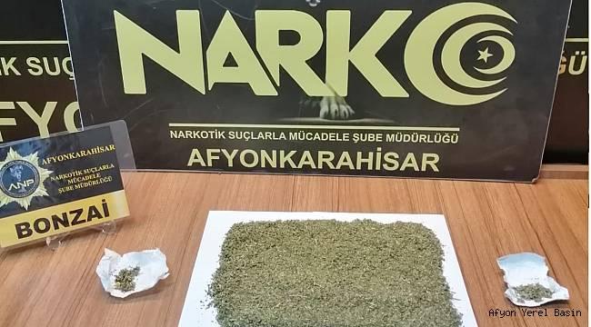 NARKOTİK EKİPLERİNDEN UYUŞTURUCU SATICILARINA AF YOK..