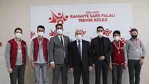 RSP TEKNOFEST ELEMESİNİ GEÇTİ..
