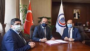 AFSÜ Gençlik Ofisi İçin İş Birliği Protokolü İmzalandı..