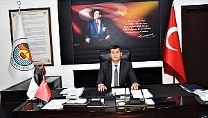 """Başkan Atlı """"En kutsal kazanç alın teri ile kazanılan helal kazançtır""""."""
