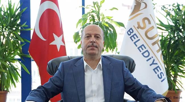 Başkan Recep Bozkurt'un Ramazan Bayramı Mesajı
