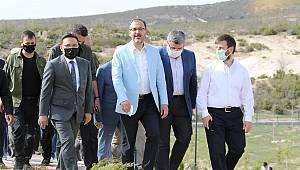 Gençlik ve Spor Bakanı Dr. Mehmet Muharrem Kasapoğlu, Afyonkarahisar'a Müjdeler Verdi
