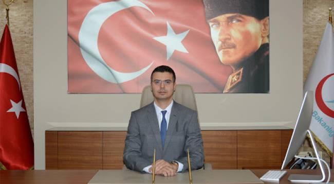 İl Sağlık Müdürü Uzm. Dr. Serhat Korkmaz'dan Hemşiler Günü Mesajı