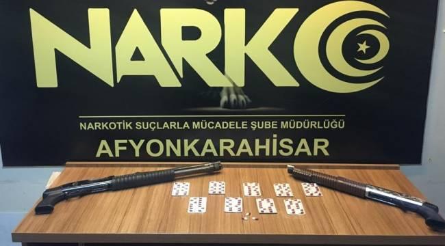 POLİS EKİPLERİNDEN YİNE BİR BAŞARILI OPERASYON..