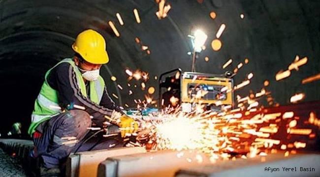 Sanayi üretimi yıllık %16,6 arttı