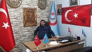 TDP Afyonkarahisar'dan Filistin'e Destek
