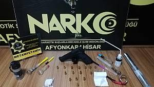 AFYON POLİSİNİN ÜSTÜN BAŞARISI DEVAM EDİYOR..