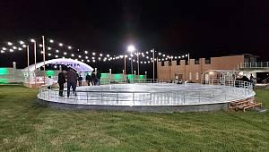 """Emirdağ Belediyesi """"Kır Düğün Salonu"""" inşaatı tamamlandı."""