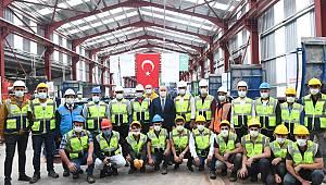 GEBZE OSB-DARICA SAHİL METRO HATTI MARMARAY'A BAĞLANACAK