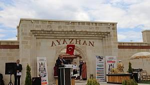 İhsaniye'de yılsonu panaromik sergisi açıldı