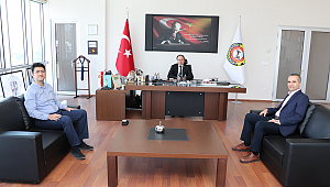 İŞ BANKASI'NDAN SERTESER'E ZİYARET