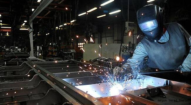Sanayi üretimi yıllık %66,0 arttı