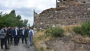 Taytak'ın girişimleri ile tarihi Cuma Cami yeniden canlanacak..
