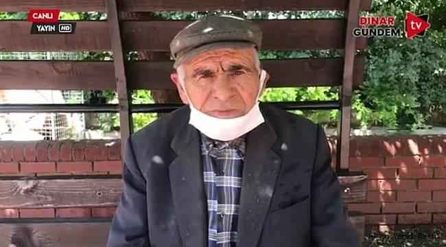 86 YAŞINDAKİ AHMET DEDE'NİN BEKARLIK CANINA TAK ETTİ.!