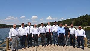 AKDENİZ BELEDİYELER BİRLİĞİ SANDIKLI'DA TOPLANDI