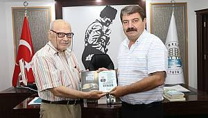 Ayhan Kalkan'dan Başkan Sarı'ya teşekkür