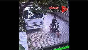 Dinar'da Firar Eden Şahıs Hırsızlık Yaptı