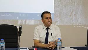 Dinar Kaymakamlığı Köylere Hizmet Götürme Birliği Meclis Toplantısı Yapıldı