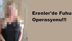 Erenler'de Fuhuş Operasyonu!!!