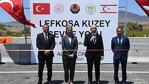 """""""LEFKOŞA KUZEY ÇEVRE YOLUMUZ, HAYIRLI OLSUN"""""""