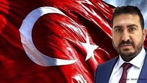 TDP Afyonkarahisar İl Başkanı Uysal'dan 15 Temmuz Mesajı