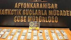 UYUŞTURUCU HAP SATICILARINA GEÇİT VERİLMİYOR.!