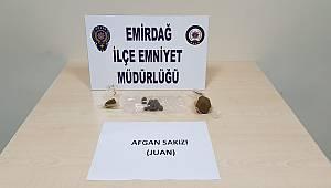 Uyuşturucu Ticareti Yapmaya Gelen Şahıslar Yakalandı.
