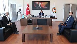 EMLAK KATILIM'DAN SERTESER'E ZİYARET